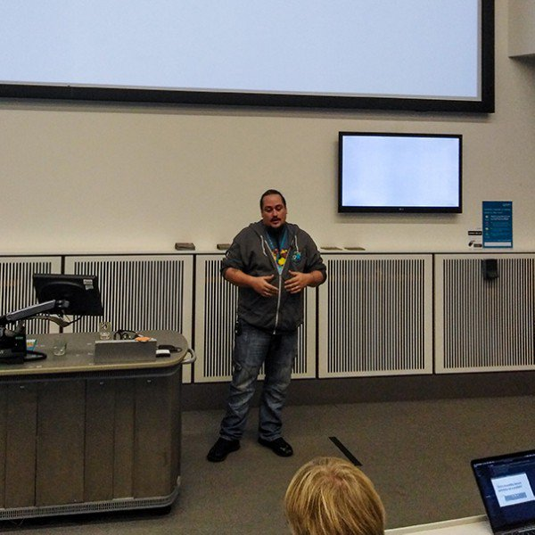 WordCamp Manchester: My First Lighting Talk