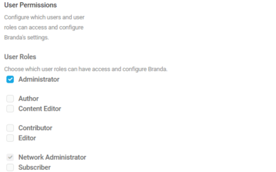 Spice Up Your Sites: Customize Your WordPress Multisite Admin Areas With Branda