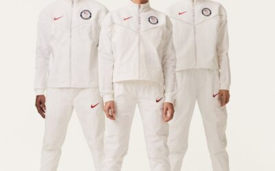 Nike's Sustainable Gear Heads to the Tokyo Olympics
