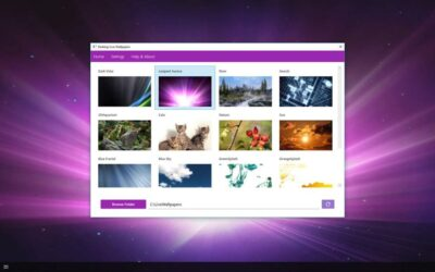 9 Best Live Wallpaper Apps for Windows 10